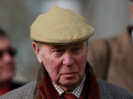 Cloth Cap owner Trevor Hemmings bids for fourth Aintree Grand National win.