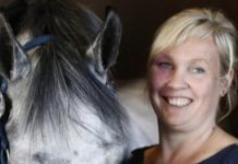 Ruth Carr saddled Trevie Fountain to complete £376,693 Goliath bet. Photo: Twitter