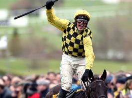 Al Boum Photo back-to-back Cheltenham Gold Cup wins in 2019 and 2020.