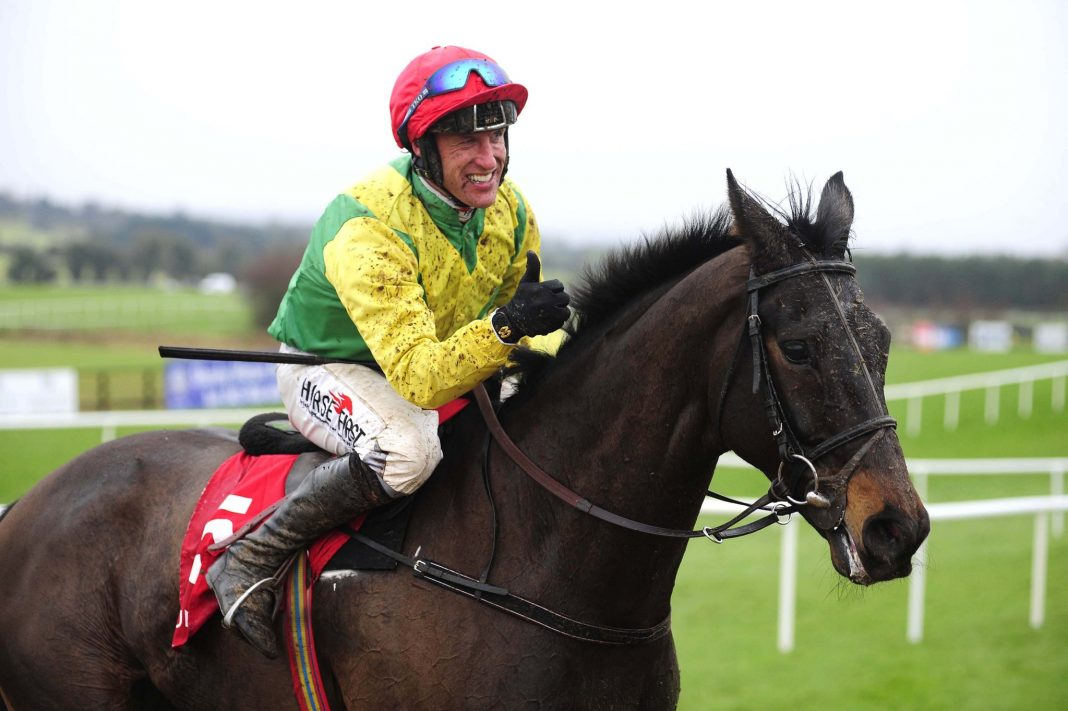 Robbie Power returns to the saddle in England at Newbury's rescheduled meeting on Sunday