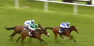 Teenager Benoit de la Sayette rode Haqeeqy to victory in the £100,000 Lincoln Handicap at Doncaster on Saturday