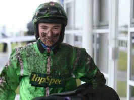 Jockey Tom Midgley: tips Bristol De Mai in Grand National.