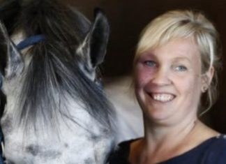 Ruth Carr saddled Magical Effect to a place at York. Photo: Twitter.