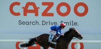 Jockey Adam Kirby rides 16-1 shot Adayar to Derby victory