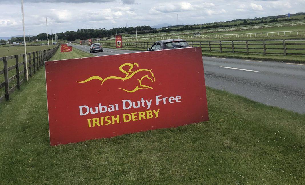 O'Brien eyes 15th G1 Dubai Duty Free Irish Derby withHigh Definition