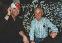 Gary Gibson Lennon with Eric