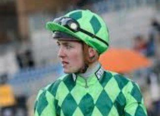 Kevin Scott rides Juan Elcana (1.55) Ayr.