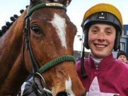Arrycan 10-1 winning tip at Fairyhouse ridden by Eoin Walsh.